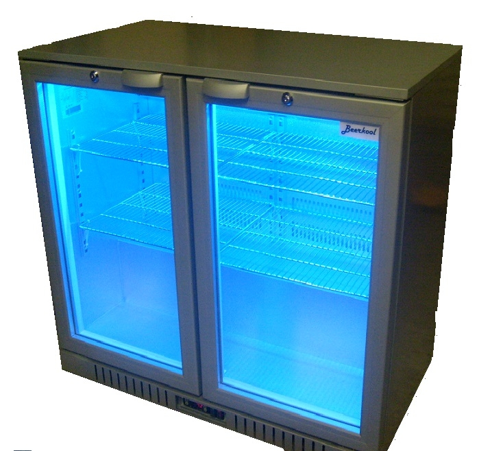 Beer Fridge For Use In The Commercial Setting