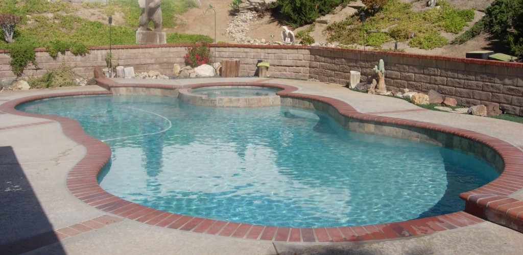 Thousand Oaks pool remodeling