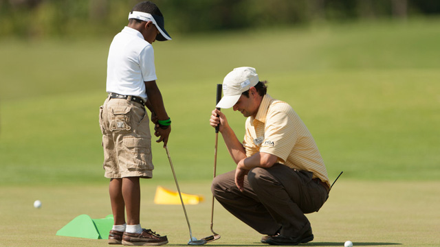 golf instructors rate